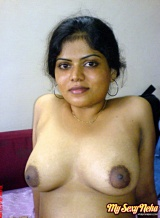 Neha pics 13. Delicate Neha stripping her pink saree off showing