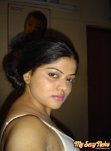 Neha pics 20. Neha showing off her big breasts in yellow camisole